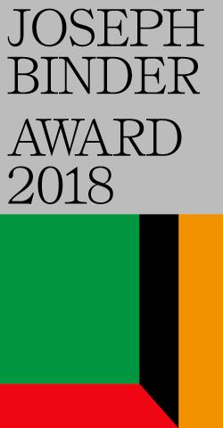 Joseph Binder Award 2018